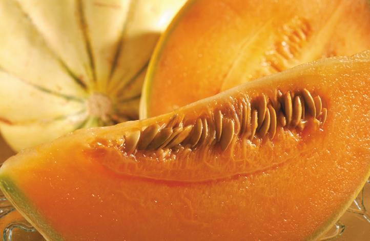 Beneficios para la salud del consumo del melon