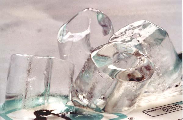 hielo medicinal
