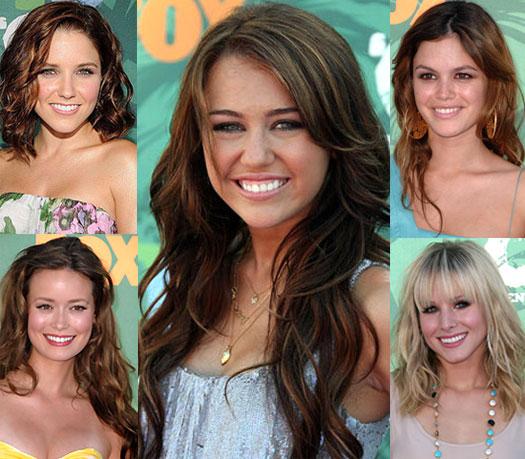 tendencias 2010 cortes mujeres