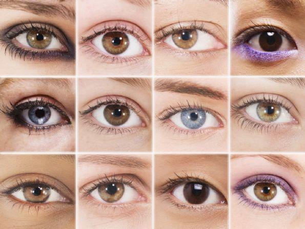 maquillaje de ojos paso a paso Maquillaje de ojos paso a paso