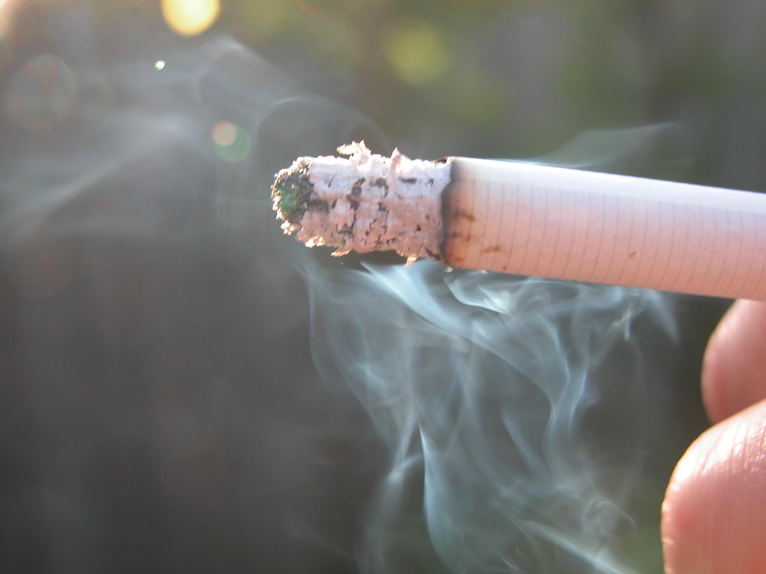 Ansiedad de fumar