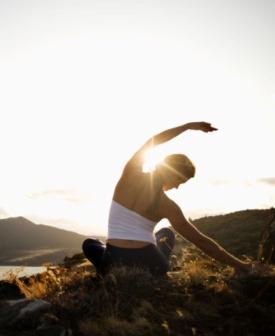 ¡Práctica Yoga!