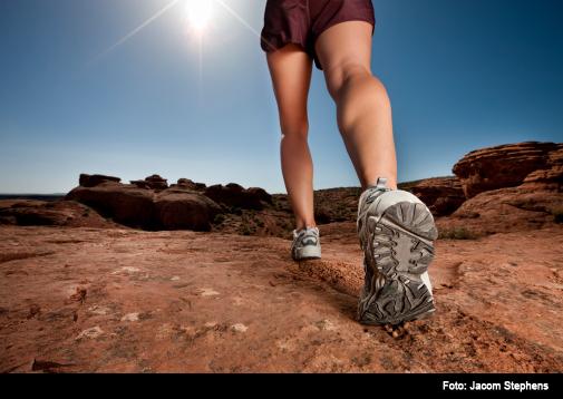 Descubre por qué caminar tiene ventajas