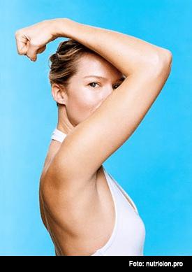 Descubre como obtener unos brazos tonificados