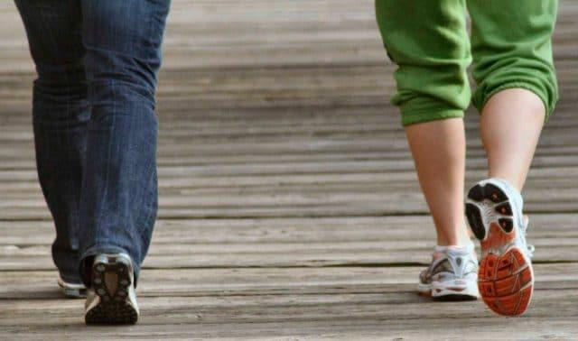 ¡Las ventajas de Caminar!