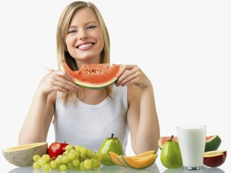 El momento perfecto para comer Frutas