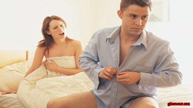 El sexo en el matrimonio escasea