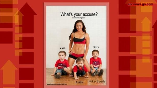 Maria Kang la mamá fitness que causa revuelo en Internet