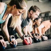 ¿En el Gym sudar es sinónimo de adelgazar?
