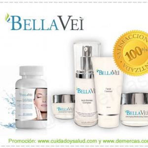 Cremas BellaVei Oferta Kit
