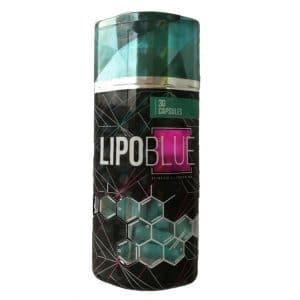Lipoblue capsulas