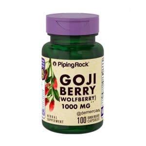 Goji Berry Wolfberry 1000 mgs